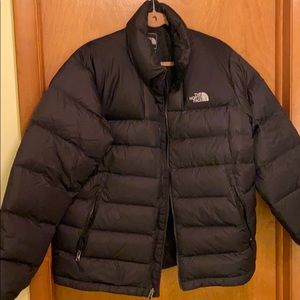 "Men's North Face Puffer Jacket ""700"""